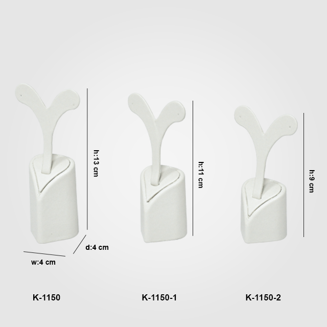 - 3 Boy Küpe Aksesuar Standı K-1150