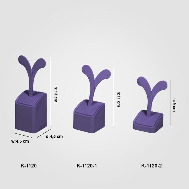 - 3 Boy Küpe Takı Standı K-1120