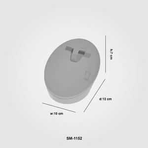 - 3'lü Takımlık Oval 3 Boy SM-1152