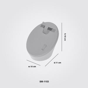 - 3'lü Takımlık Oval 3 Boy SM-1153