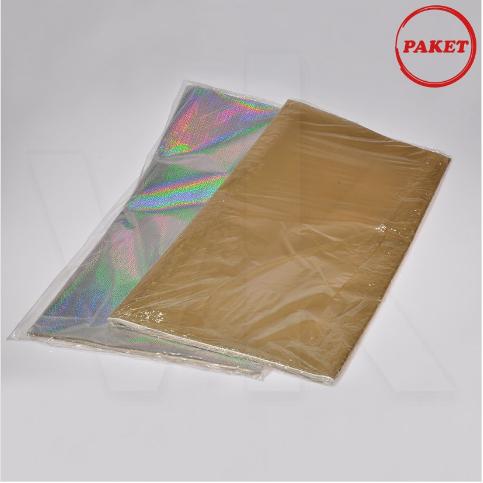 - Ambalaj Kağıdı 70x100 cm Hediyelik 25'li Paket