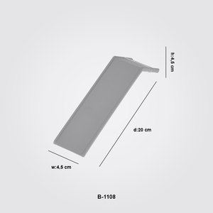 - B-1108 Bileklik Tekli Geniş