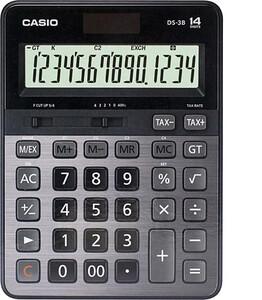- Casio Hesap Makinesi Masaüstü Ds-3B 14 Hane