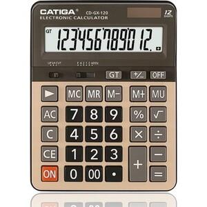 - Catıga CD-GX-120 12 Hane Masaüstü Hesap Makinesi