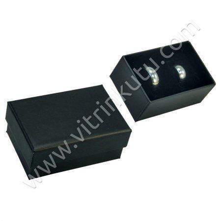 - Çift Alyans Kutusu Karton Siyah 12'li Paket