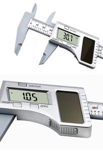 - Digital Kumpas 150 X 0.1 mm Işık Enerjili