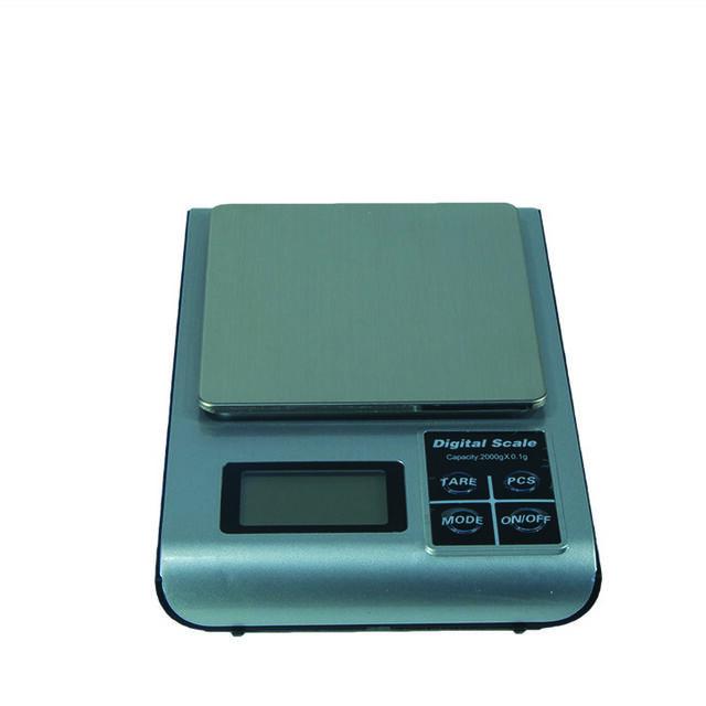 - Dijital Kuyumcu Terazisi KM Scale 2000 GR 0,1 GR