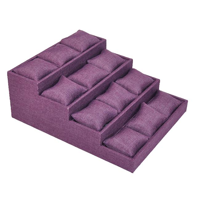 - Dört Katlı 12 Yastıklı Takı Tablası