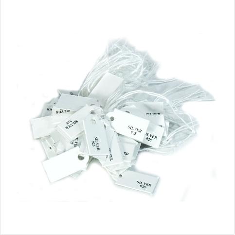 - İpli Gümüşçü Fiyat Etiketi