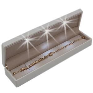 - Işıklı Bileklik Kutusu Beyaz