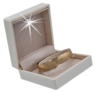 - Işıklı Kelepçe Kutusu Beyaz