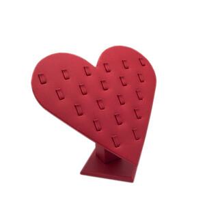 - Kalp Model Yüzük Standı