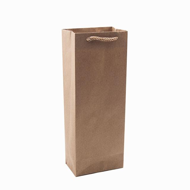 - Karton Çanta 10x27 cm Kraft (12'li Paket)