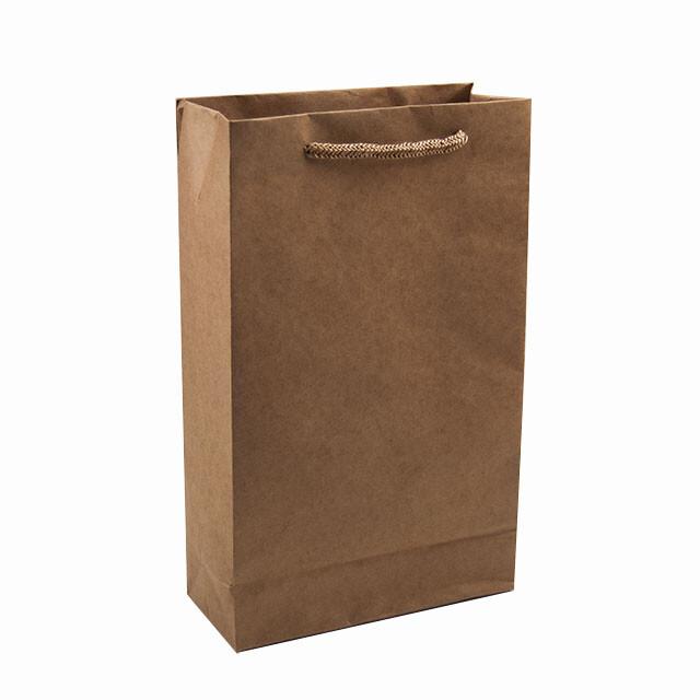 - Karton Çanta 17x27 cm Kraft (12'li Paket)