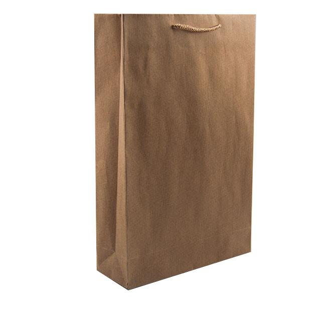 - Karton Çanta 24x38 cm Kraft (12'li Paket)