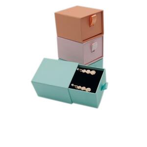 - Karton Çekmeceli Küpe Kutusu (12 li)