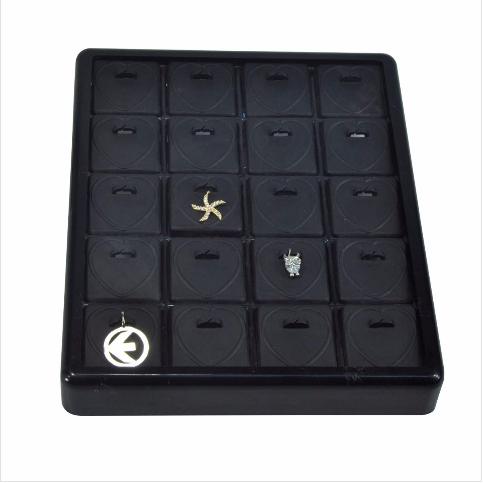 - Kolye Ucu Tablası 22x18 cm Plastik