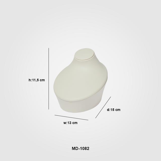 - Kuyumcu Gerdanlık Standı MD-1082 Bej
