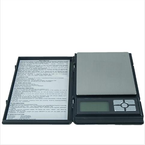 - Kuyumcu Terazisi NoteBook 500gr 0.01