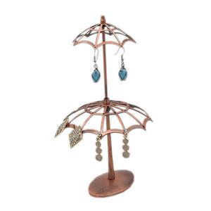 - Metal Şemsiye Küpelik