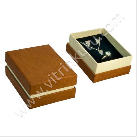 - Mini 3'lü Set Kutusu 9.5x7.5 cm Lüx Karton 2000S