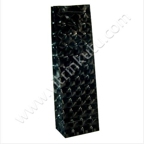 - Pvc Bileklik Çantası 27x8 cm Helogramlı 12'li Paket