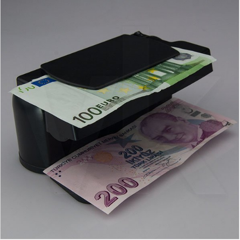 - Sahte Para Bulucu Counterfeit Detector