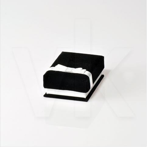 - Set Takı Kutusu Mini Kurdela Kuşaklı Kadife
