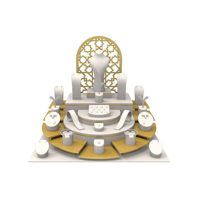 - Tesla Kuyumcu Vitrin Mücevher Standı