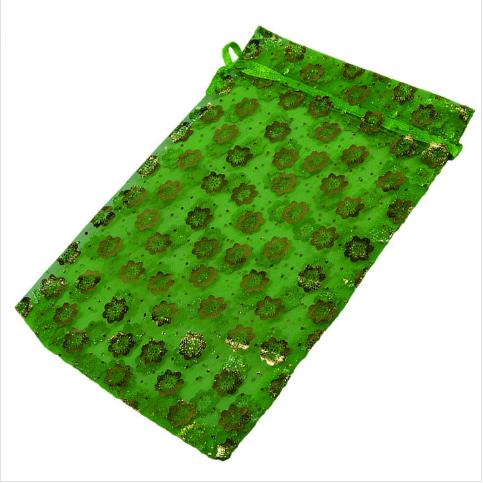 - Tül Kese 13x18 cm Yeşil 100'lü Paket