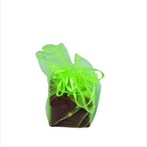 - Tül Kese Hediyelik 30 cm Çap 100'lü Paket Yeşil