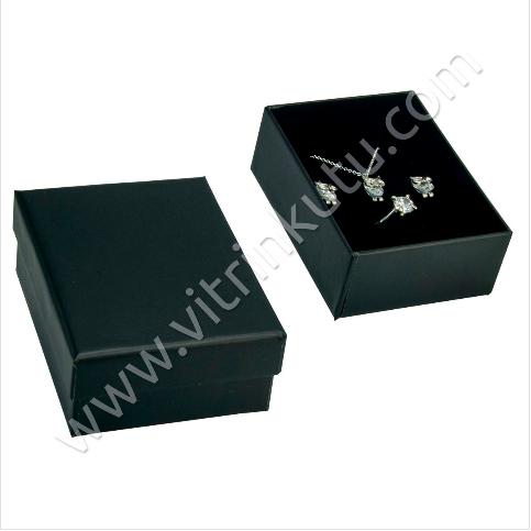 - Üçlü Set Kutusu Karton 6x8 cm 12'li Paket
