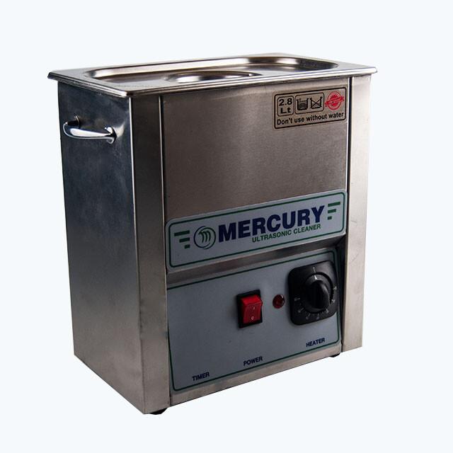 - Ultrasonik Yıkama Makinası 2,8 Lt