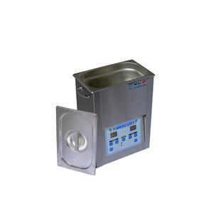 - Ultrasonik Yıkama Makinası Digital Panel 2,8 Lt