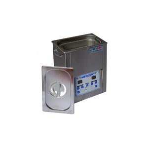 - Ultrasonik Yıkama Makinası Digital Panel 6 Lt