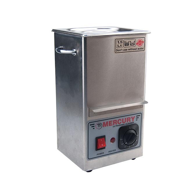 - Ultrasonik Yıkama Makinası 1,5 Lt